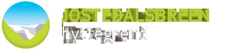 Hytte i Jostedalen Logo